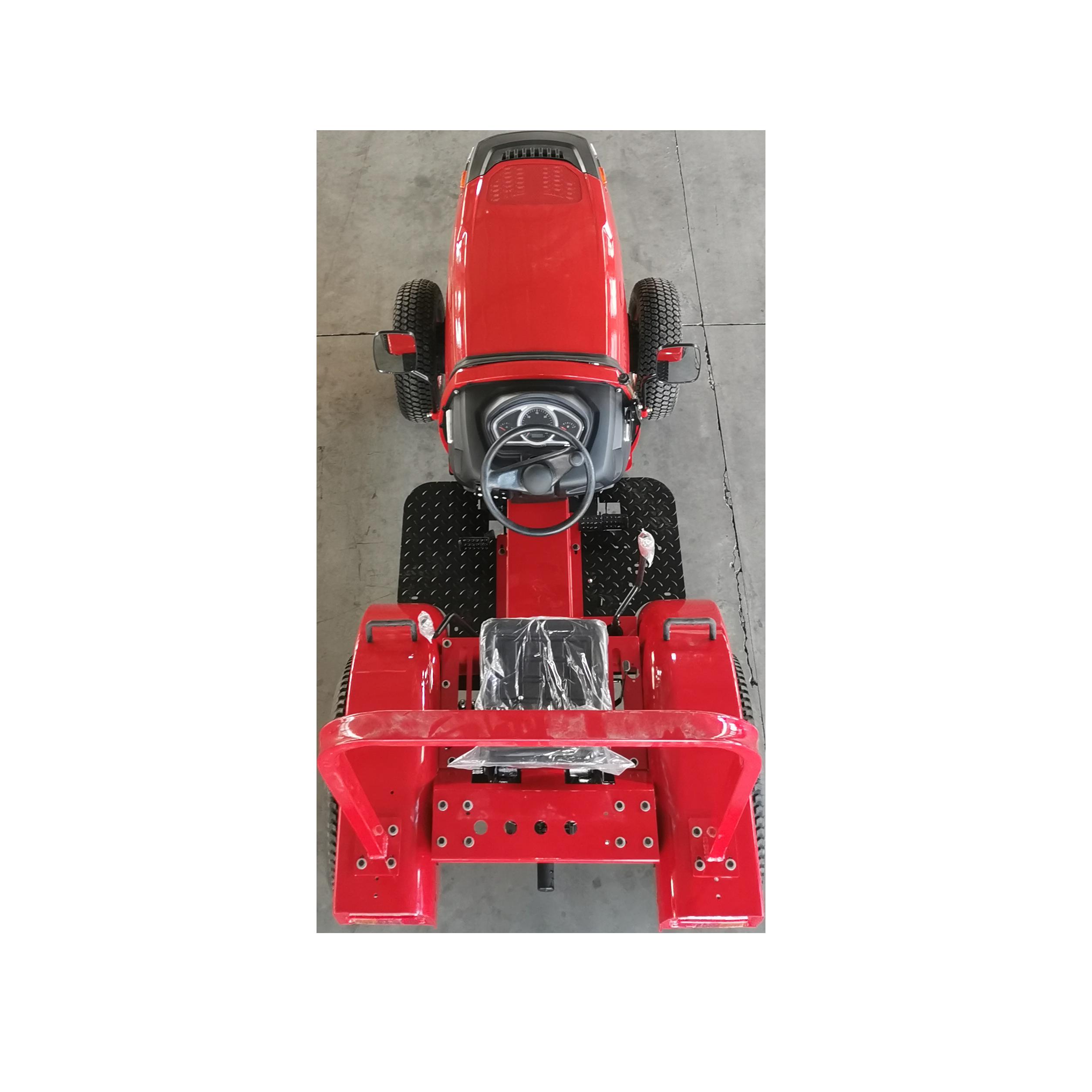 35HP 4 × 4 コンパクトファームトラクターローダーとバックホー