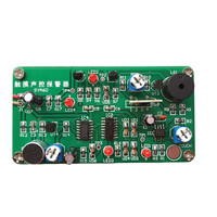 New Original Touch Sound Alarm Circuit Electronic Skills Competition Kit and PCBA Board SYA60 in stock