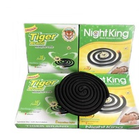 China Factory High quality Cheap Price Black Smokeless Night King Brand Mosquito killer coil