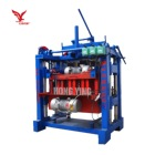 Cheap Concrete Block Making Machine Widely Used Hollow Block Making Machine Price in India
