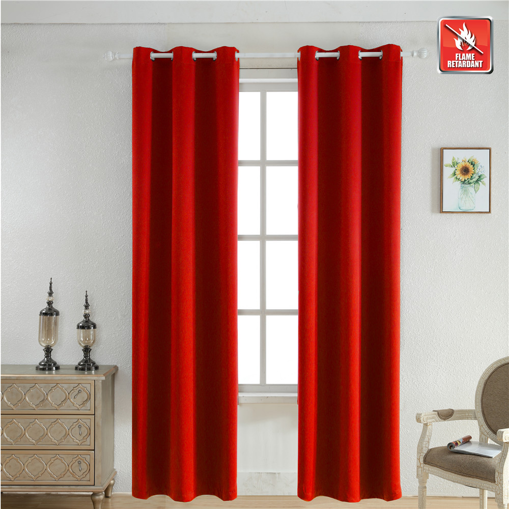100% polyester flame retardant blackout <strong>curtains</strong> <strong>for</strong> <strong>home</strong> hotel <strong>hospital</strong>