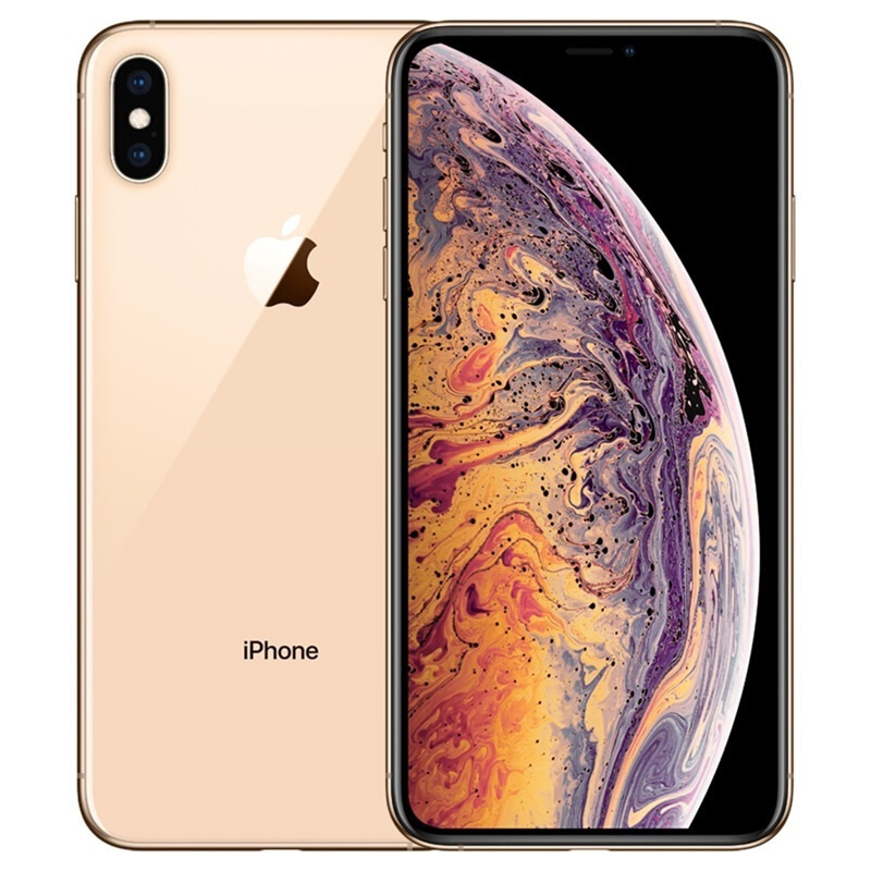 "Original New Apple iPhone XS 5.8"" OLED Display 4G LTE  RAM 64gb ROM A12 Bionic Chip IOS12 Smart Phone"