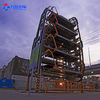 vertical carousel storage automated rotary car parking stacker system
