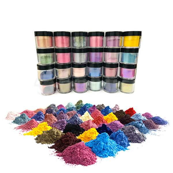 Sephcare Best Quality Mica Pearl Pigment Powder for Resin Art <strong>Colorant</strong>
