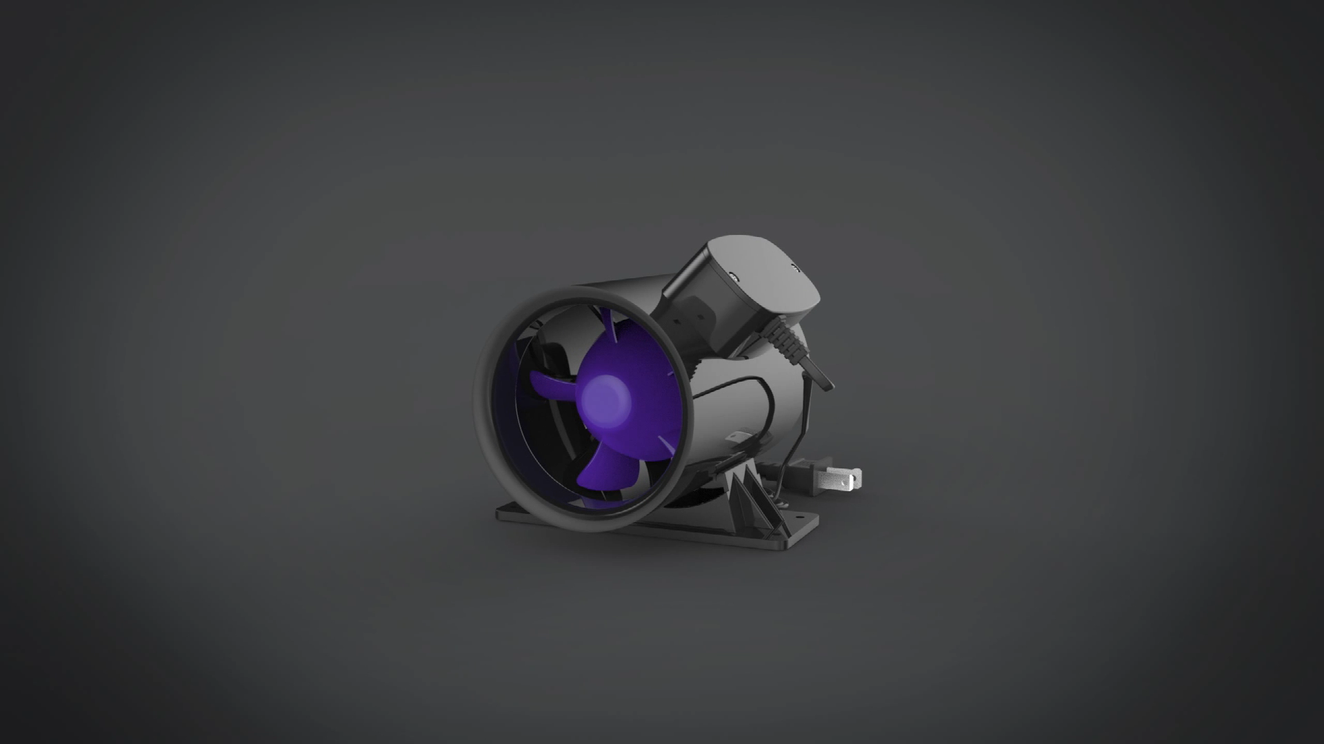 환기 작은 강력한 플라스틱 블레이드 벤트 150mm 230V 120V 배기 Ventila 토르 원심 덕트 추출 정원 팬