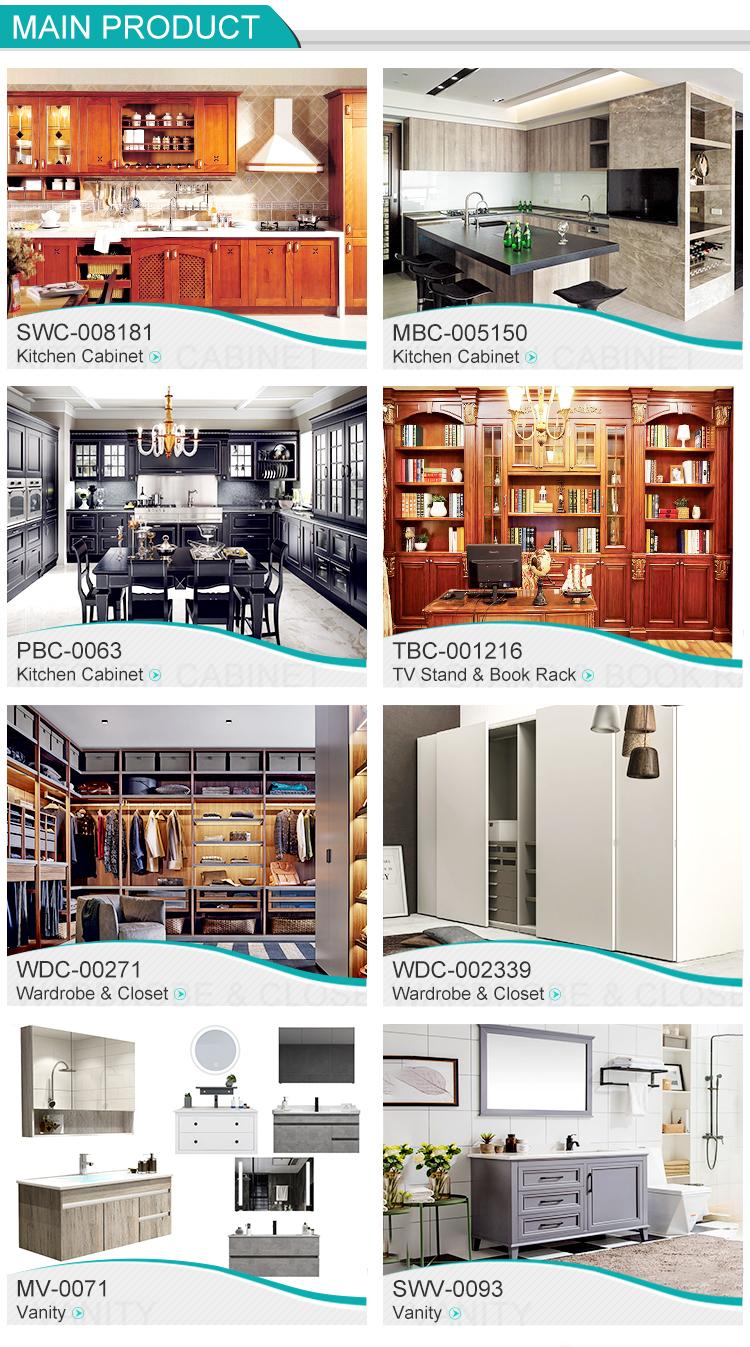 Modern handle complete kitchen cabinet sets designs,kitchen cabinet set modern partition framing