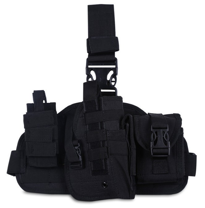 NcDe Tactical Molle Attachment Hanging Bag Wild Combination <strong>Leg</strong> <strong>Holster</strong>