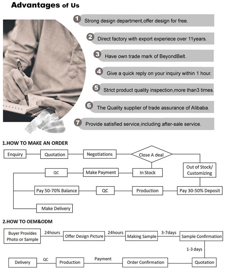 Personnalisé Extra Longue Hommes Casual Tricoté Tissu Tissé Tressé Élastique Ceinture pour Jeans multicolore