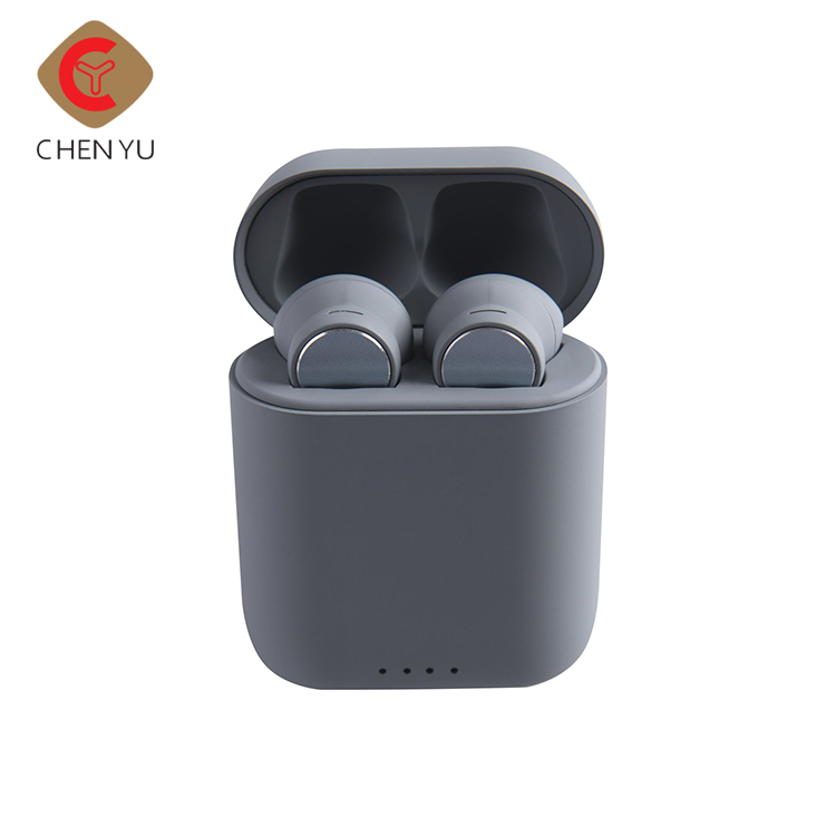 2020 newest V5.0  true wireless earbuds waterproof earbuds super bass earphones earbuds With Type C charging