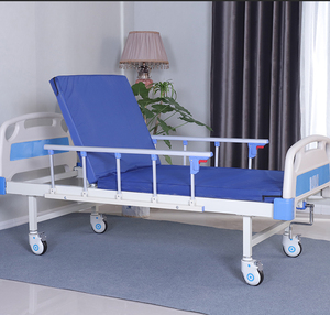 Manual 1 Cranks Hospital Caring Bed High quality And Cheap Hospital Beds