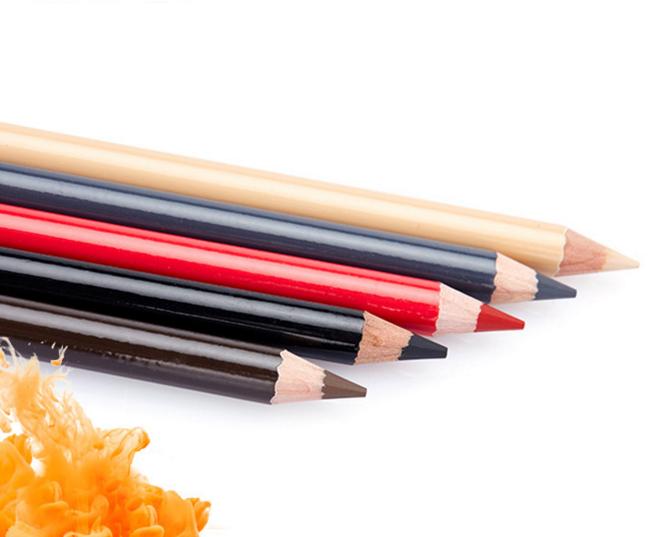 Лидер продаж индивидуальные private label длительный водонепроницаемый карандаш для бровей