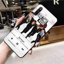 Чехол для телефона Btr Big Time Rush, чехол для Huawei Honor 30 20 10 9 8 8x 8c v30 Lite view pro(Китай)