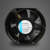 low noise electric motor cooling fan ac 220V /380V plastic electrical panel cooling fan for motor