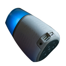 Lampu LED <span class=keywords><strong>Datar</strong></span> Kecil Smart Mini Bluetooths Speaker Wireless Portable Nirkabel Bluetooths Speaker