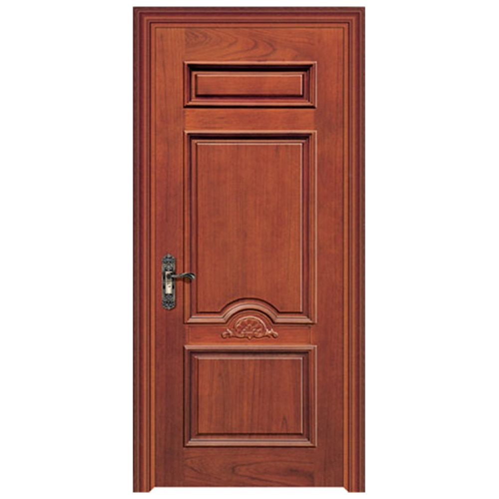 Interior Wooden Main Front Door Design
