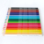 Hotsell 7 inches standard size triangular shape art coloring pencil set color pencil