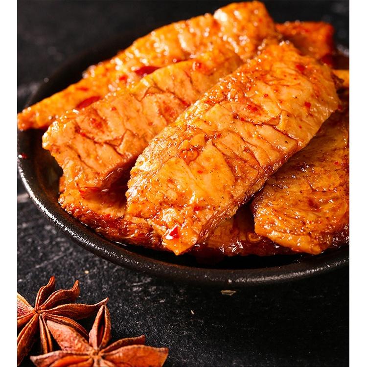 Piccante snack vegetariano vegan sostituti mala snack bulk cibo Cinese