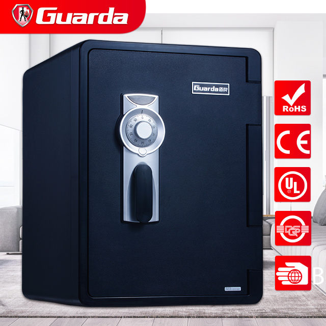 Guarda solid fireproof safe box factory for file-2