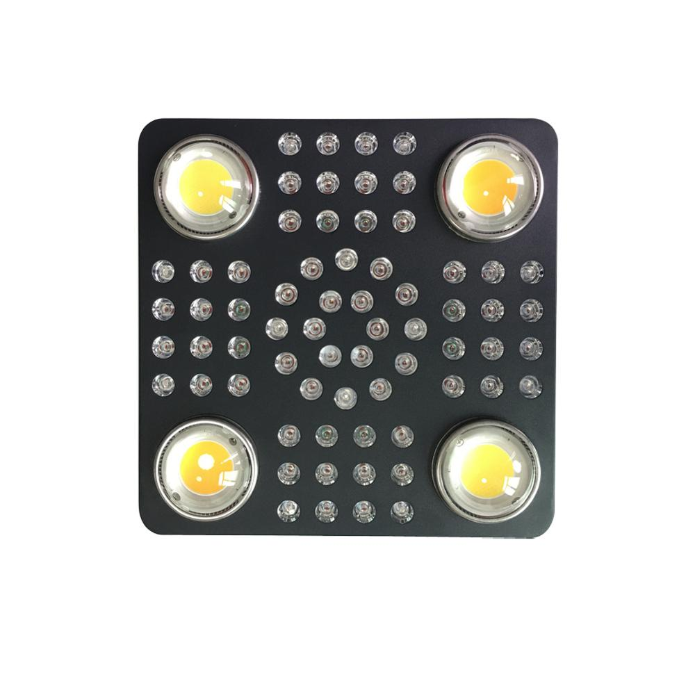 เปลี่ยน Crees 1000W COB LED CXB3590 LED Grow Light DIY 100W 200W 300W 400W