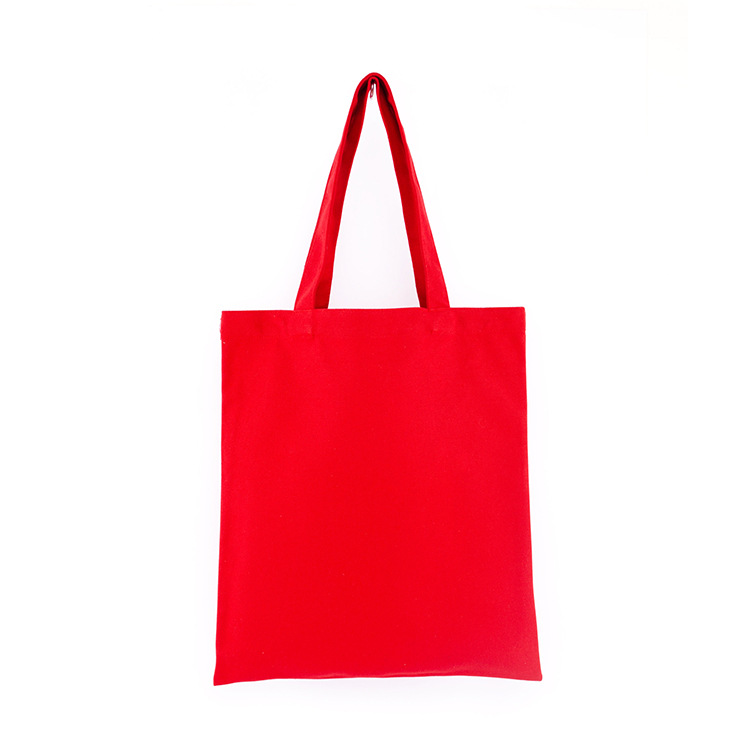customized totebag eco shopping leather straps customized cotton canvas tote bag for <strong>promotional</strong>