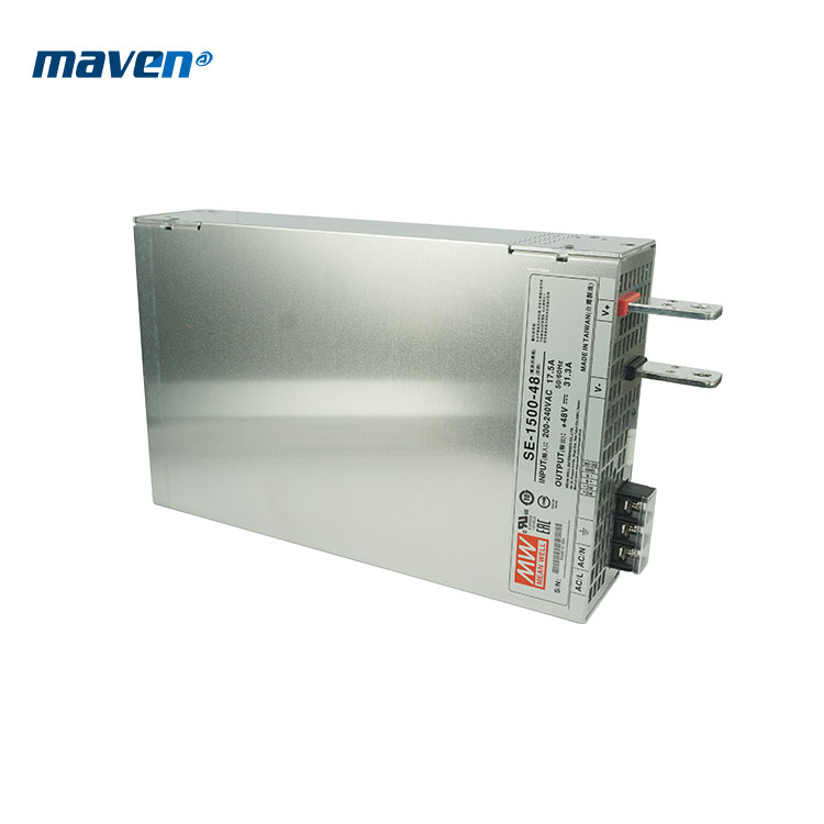 MW Mean Well SE-1500-5 5V 300A 1500W Single Output Power Supply