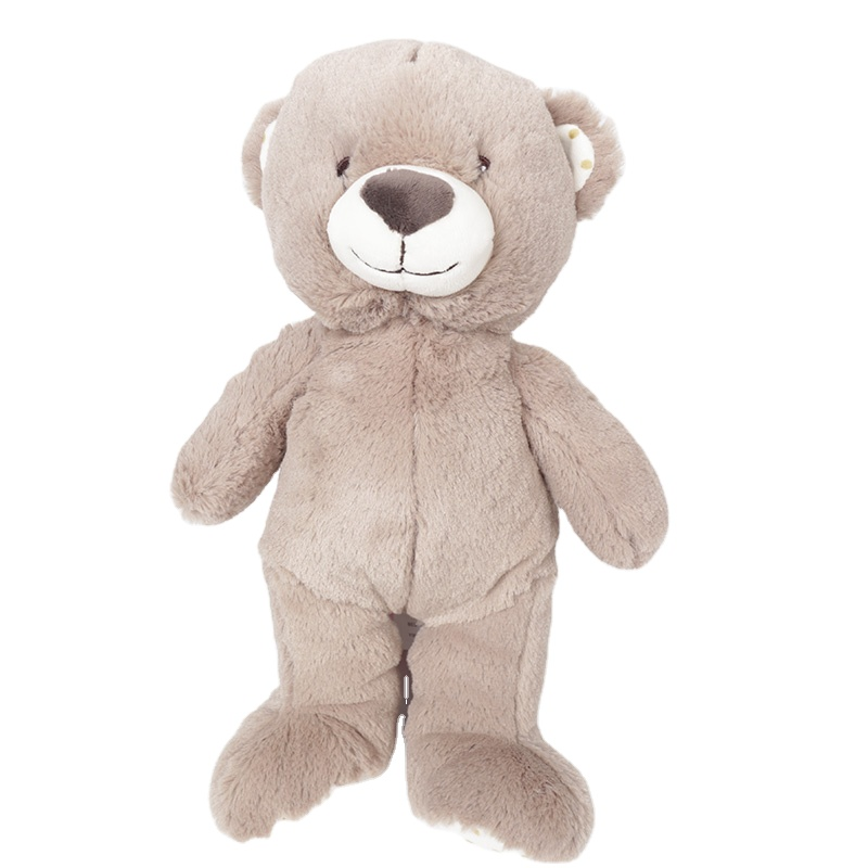 Stock promotional soft toy cheap teddy bear and rabbit plush for girl wholesale