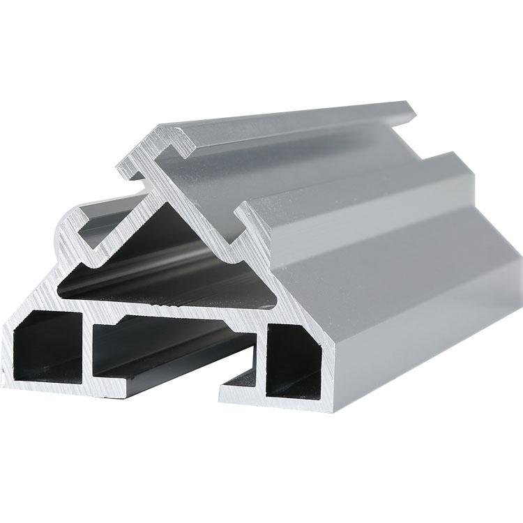 Guangzhou custom 6063 aluminum extrusion profiles manufacturer
