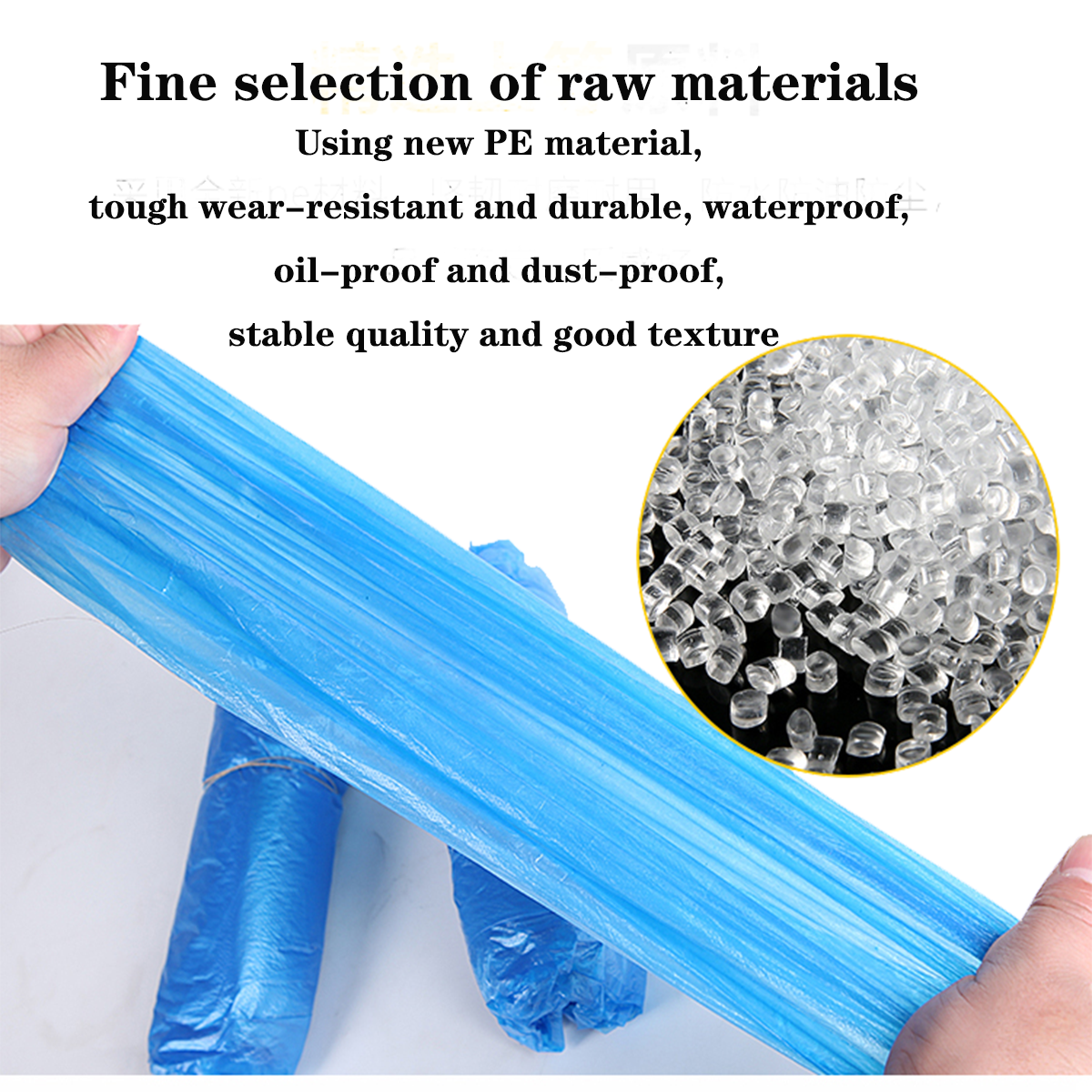 Disposable PE Plastic Sleeve/Arm Covers
