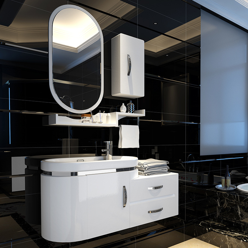 Pvc Bathroom Vanity Mirror Storage Cabinet Buy Bathroom Vanity Mirror Bathroom Vanity Storage Pvc Bathroom Vanity Cabinet Product On Alibaba Com