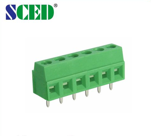 PCB screw terminal block 2.54mm 3.50mm 3.81mm 5.00mm 5.08mm 7.62mm