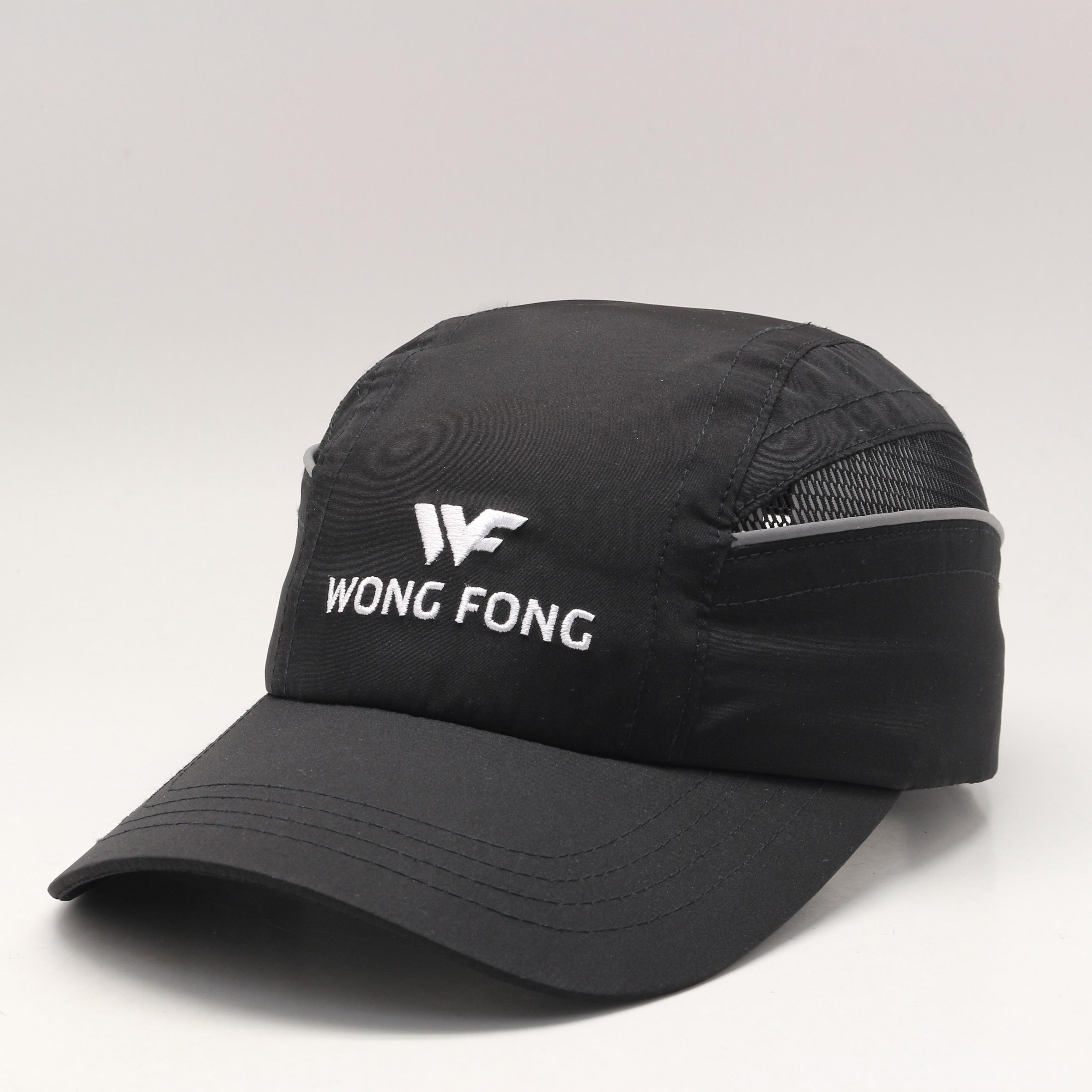 최고의 건조 맞는 메쉬 스포츠 모자 사용자 정의 남성 테니스 실행 모자/캡