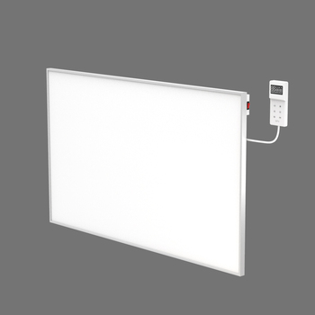 600W bathroom New ERP carbon crystal wall far infrared carbon heating heater panel