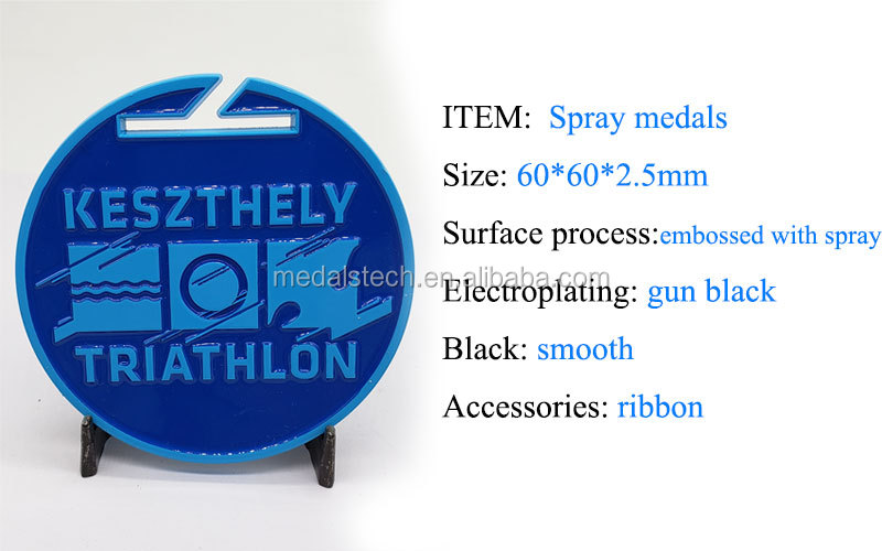High quality cheap tri cities marathon engraved metal red wine stopper  zinc alloy made running event medals
