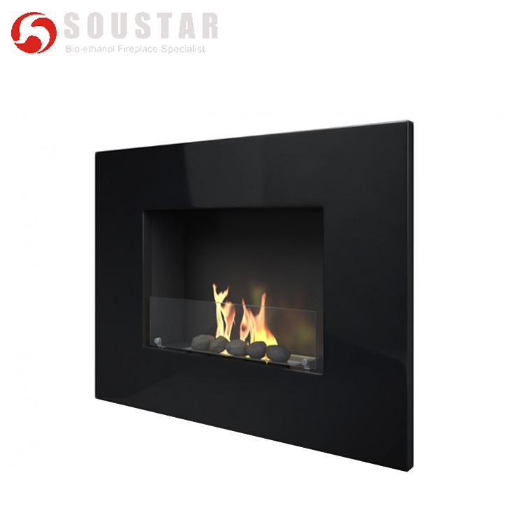 Hot New Zm 002 Wall Mount Ethanol Fireplace Modern Gas Fireplace