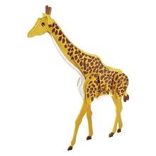 BRICOLAGE Jouets D'assemblage PC212 Girafe <span class=keywords><strong>3D</strong></span> Contreplaqué <span class=keywords><strong>Puzzle</strong></span>