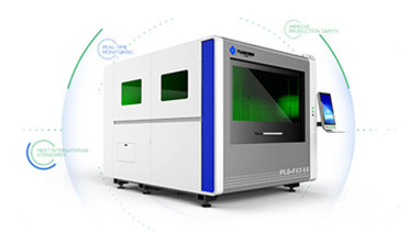 Easy to operate 1kw 1.5kw carbon steel small cnc fiber laser cutting machine