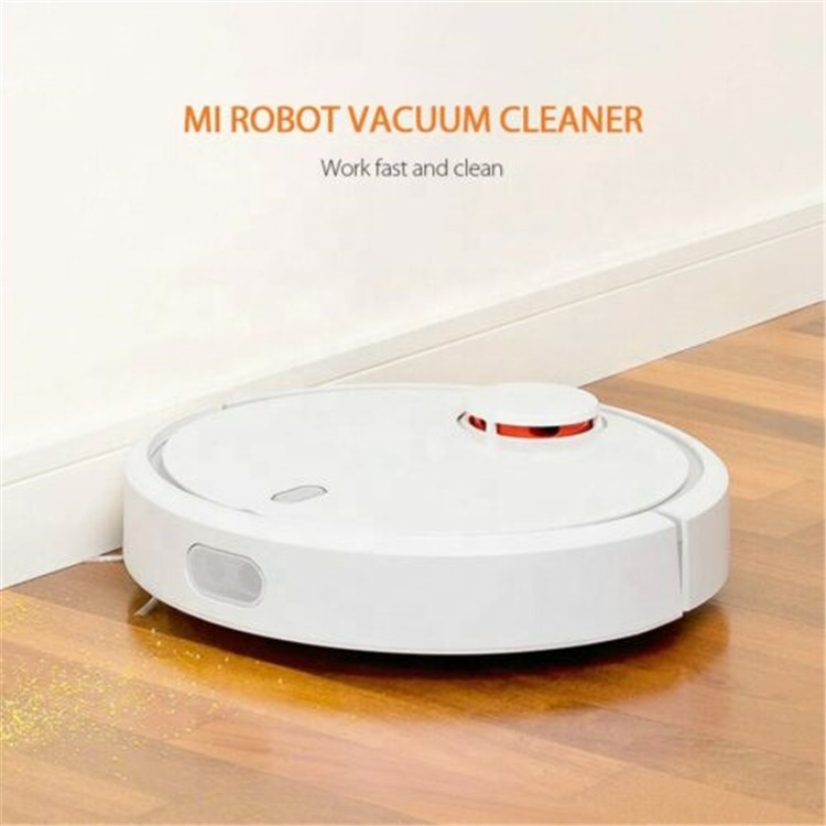 EU warehouse 2018 Roborock Original Xiaomi Mi home Smart Plan Type Robotic Vacuum <strong>Cleaner</strong> with Wifi App and Auto Charge for Home