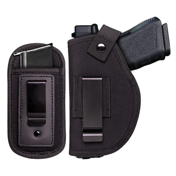 Wholesale high quality holster gun for high strength nylon military universal hand tactical short gun holster
