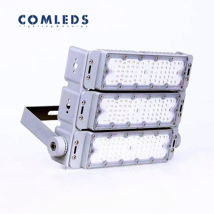High lumen ip66 outdoor 200w 300w stadium led light outdoor led stadium flood light for sport field