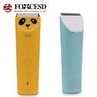 foxcesd rechargeable customized logo fast delivery electric hair clipper kit for children cordless factory direct selling