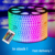 Wholesale Flex 220V Outdoor Flexible 5050 SMD 50m RGB Waterproof Led Strip/Led Strip Lights/Led Light Strip