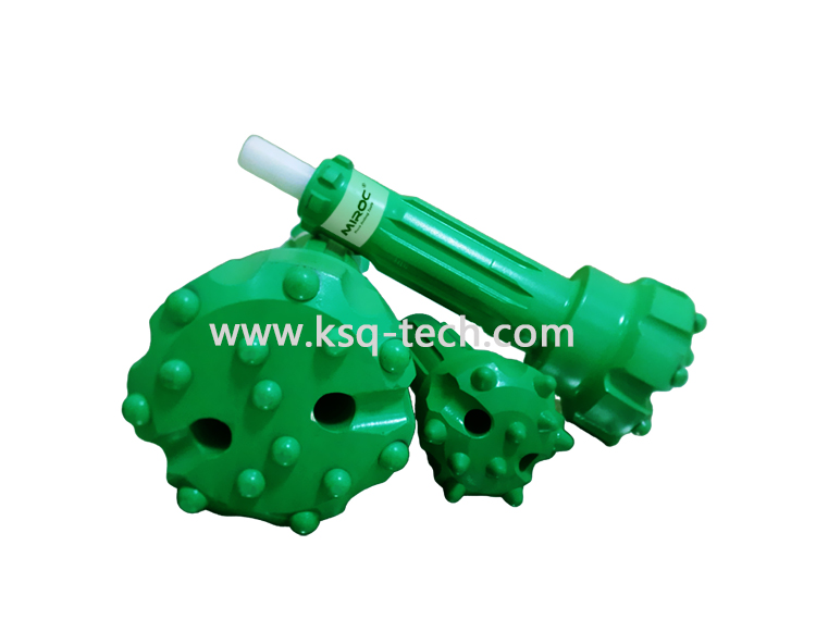 Industrial Alloy Steel DTH Drill Bits for Water Well Drilling Bit