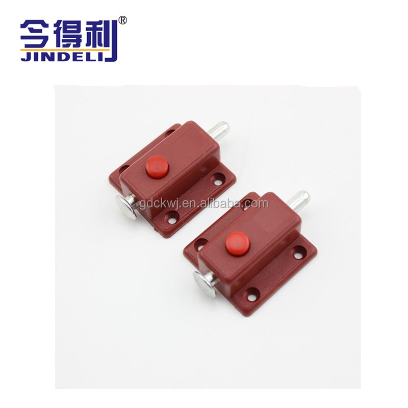 Factory Price Furniture Other Hardware Push To Open Latch Cabinet Mini Spring Load Locking Latch