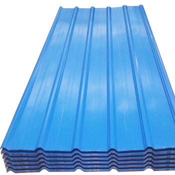 YX840 Prepainted corrugated roofing steel sheet metal/roofing sheet price from China gold supplier
