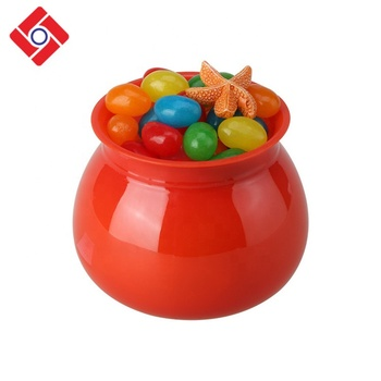 Cup cake cups Food Container Round Pudding Dessert Plastic Mousse cups with Lids