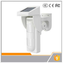 Waterproof IP65 Outdoor Dual Technology PIR Motion Sensor Anti Theft Alarm
