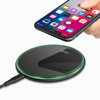 2019 New 10W Universal Qi Wireless Mobile Charger Charging Pad fast charging led wireless charger