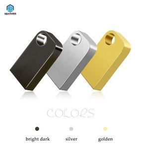 Mini Stainless Steel USB 2.0 3.0 Memory Flash Drive Personalized Custom Photo Studio 32GB Memoria Usb