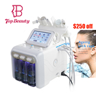 Top Beauty 2018 multifunction hydro dermabrasion facial /diamond hydra microdermabrasion machine peel machine
