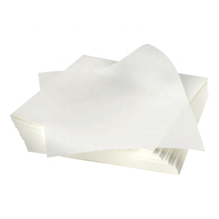 White MG Sandwich Wrapping Tissue Paper